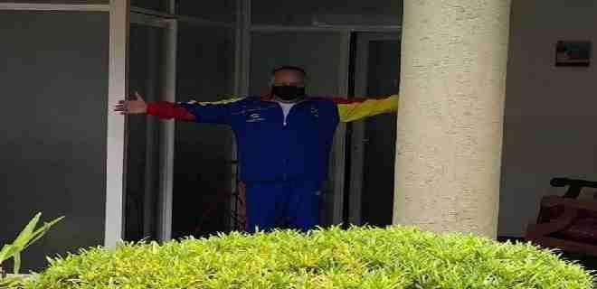 Diosdado Cabello superó el covid-19