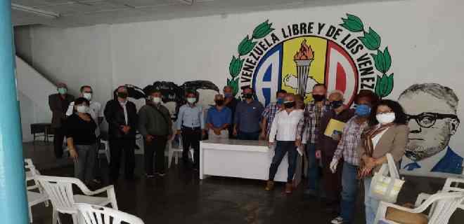 CES de AD en Mérida rechaza  la toma violenta de inmuebles del partido