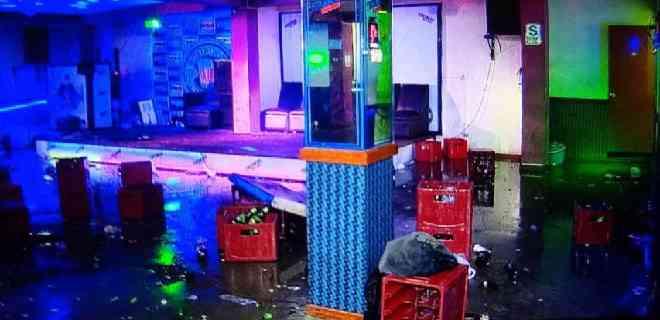 Avalancha en fiesta clandestina en Perú deja 13 muertos y 6 heridos