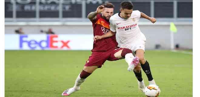 El Sevilla pone su nombre en los cuartos de la Europa League