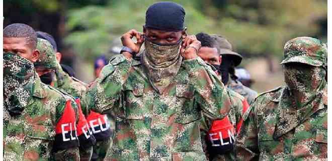 Exguerrilla FARC asegura que el ELN asesinó a uno de sus dirigentes