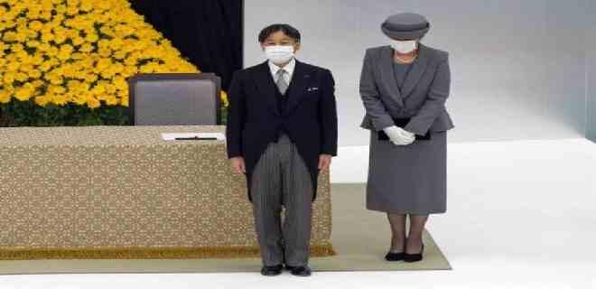 Naruhito pide no repetir estragos de II GM en 75 aniversario