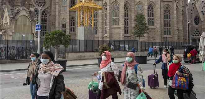 España suma 3.715 casos de covid en un día, la cifra más alta desde mayo
