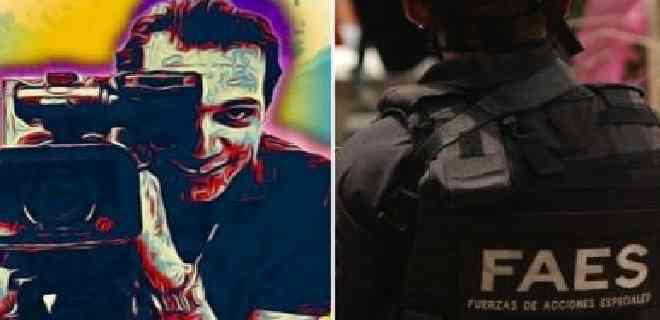 Capturan a quinto funcionario de las FAES implicado en doble ajusticiamiento de Guacamaya TV