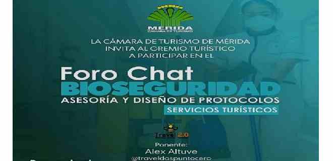 Protocolos de higiene y seguridad en Foro Chat CATUREM