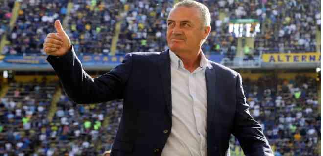 El extécnico de Boca Gustavo Alfaro dirigirá la selección de Ecuador