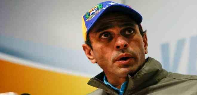 """Henrique Capriles califica como """"semana critica"""" incremento de Covid-19 en Venezuela"""