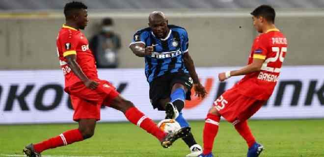 Inter y Manchester United se instalan en semifinales de la Europa League