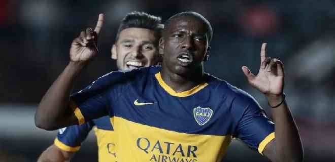 Boca Juniors cederá a Jan Hurtado al Red Bull Bragantino de Brasil