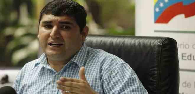 Jehyson Guzmán: defender al país, al pueblo, es lograr que las cosas se hagan correctamente