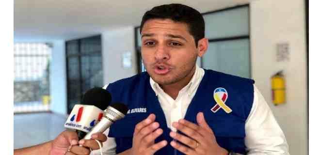 Olivares: Comienza a haber fallecidos en sus casas por covid-19