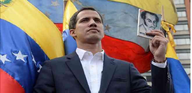 Guaidó: No vamos a participar en fraudes