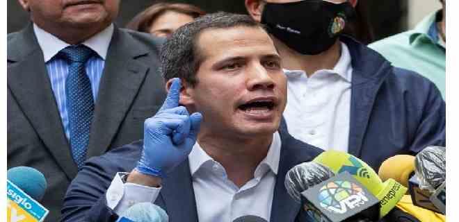 Guaidó responsabiliza a Maduro por la muerte de preso en El Helicoide a causa de covid-19