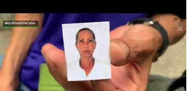 Hombre mató a su madre y la enterró en un matero
