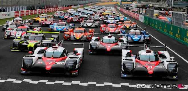 Las 24 Horas de Le Mans se disputarán este año sin público