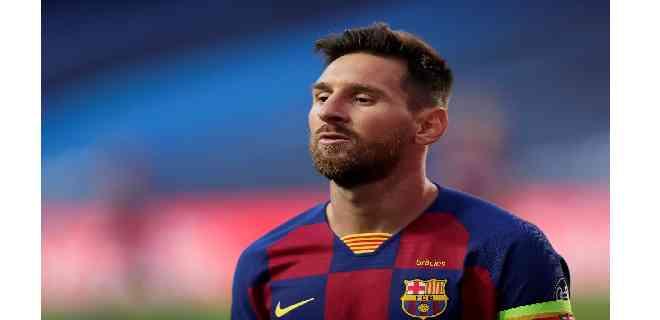 Messi comunica que quiere dejar al Barcelona