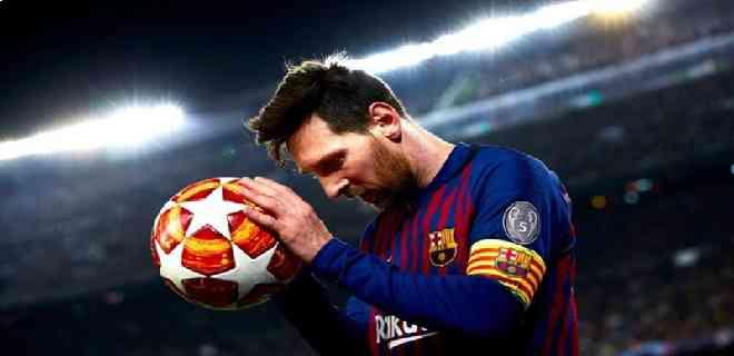 Se hace efectivo el divorcio Messi-Barcelona