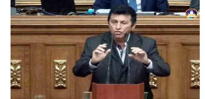 El diputado suplente por el estado Bolívar falleció por Covid-19