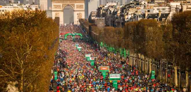 Maratón de París se suma a la lista de carreras canceladas