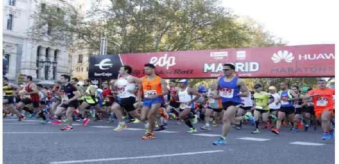 El maratón de Madrid 2020 fue cancelado definitivamente