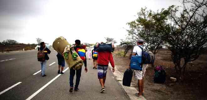 UCAB presentará recientes informes sobre situación de refugiados y migrantes venezolanos