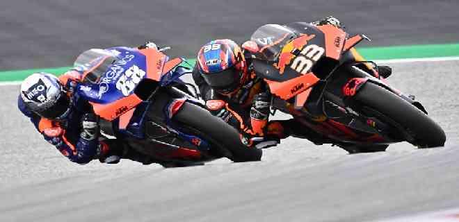 Portugal sube a lo más alto del podio en MotoGP