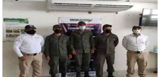 Colombia expulsó a tres militares venezolanos capturados en La Guajira