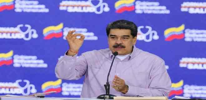 Maduro ratifica esquema 7+7 para la flexibilización de la cuarentena