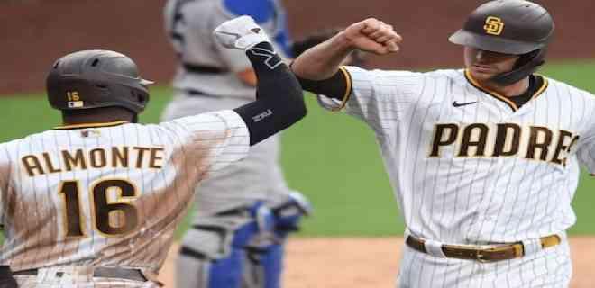Padres apaleó a Astros con otro grand slam