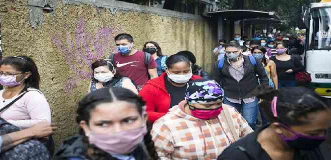 Con 895 nuevos casos de covid-19, Venezuela superó los 35.000 contagios
