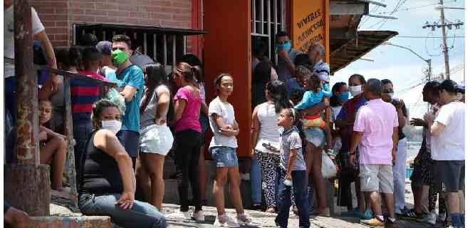 Venezuela inicia otra semana de flexibilización este lunes