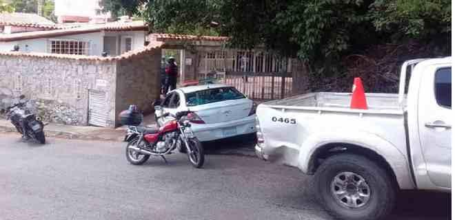 PNB desalojó a colectivos que intentaron invadir quinta en Los Chaguaramos
