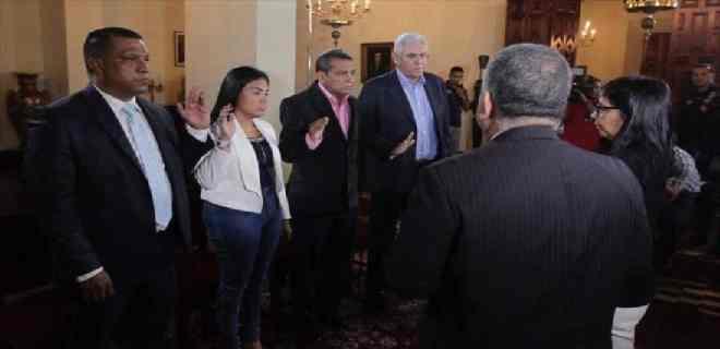 Ramón Guevara afirmó que la ANC fue un instrumento político de Maduro