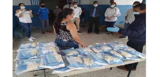 El Gobierno regional garantiza la protección del personal médico