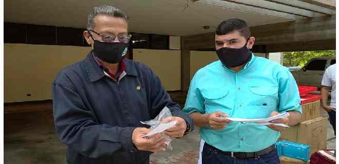 Más de 71 mil unidades de insumos y medicamentos recibió Mérida este lunes