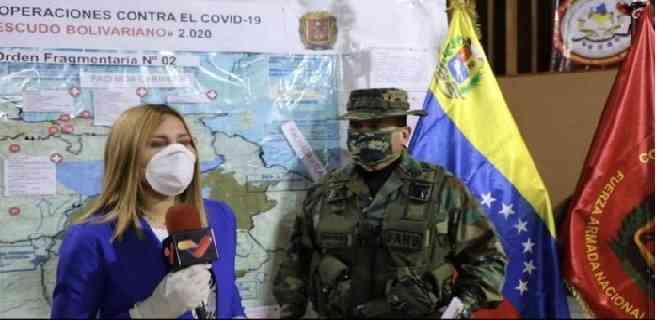 """Remigio Ceballos: """"Colombia es una amenaza para Venezuela"""""""