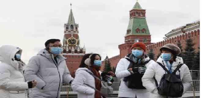 Rusia supera los 900.000 casos de Covid-19