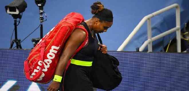 Serena Williams: He perdido el espíritu asesino para definir partidos