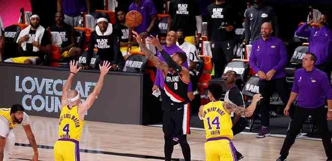 Magic y Trail Blazers sorprenden a los favoritos en el primero de los playoffs de la NBA