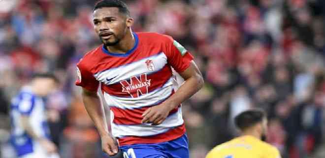 Yangel Herrera regresa al Granada cedido por el Manchester City
