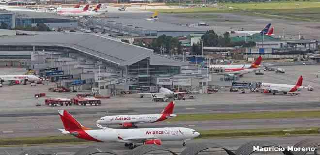 Colombia retomará vuelos internacionales desde este #21Sep
