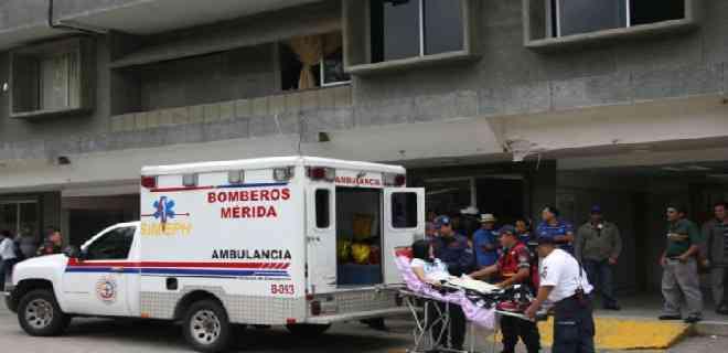 Mesa Técnica de Combustible redujo suministro para ambulancias en Mérida