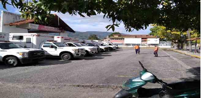 Delgado afirmó que bloqueo gringo obligó reducción de gasolina a priorizados en Mérida