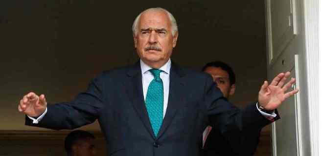 """Pastrana: """"Maduro mandó a recoger las armas"""""""