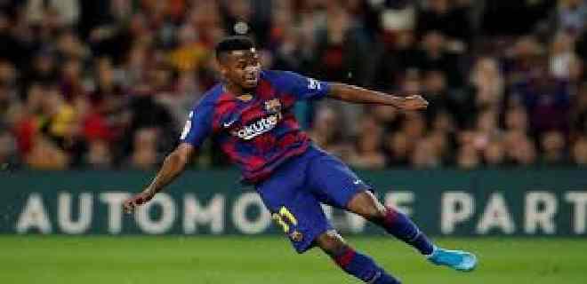 Ansu Fati lideró victoria del Barcelona ante el Villarreal