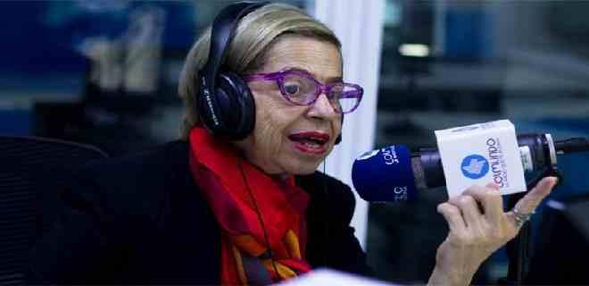 Falleció la periodista Berenice Gómez