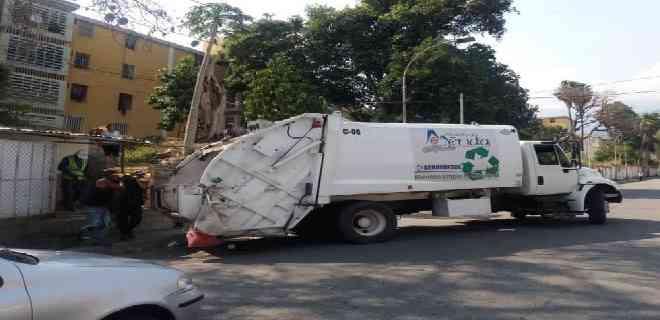 Alcalde Alcides Monsalve: Es necesario pagar el servicio de aseo urbano domiciliario