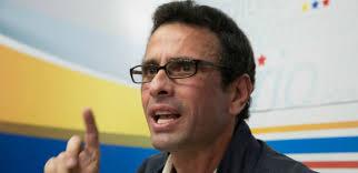 Capriles: Yo no estoy llamado a votar sino a luchar