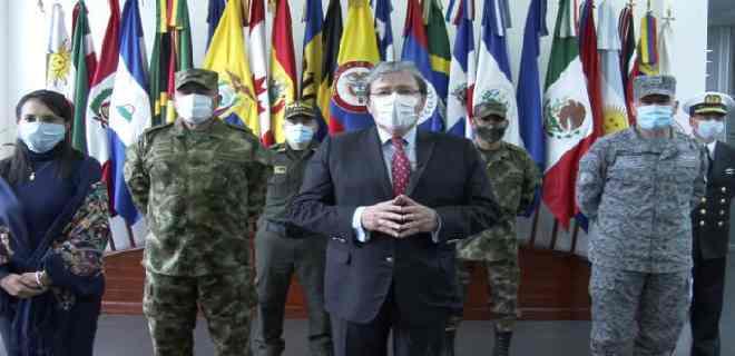 Ministro de Defensa dice que ya pidió perdón por abusos policiales
