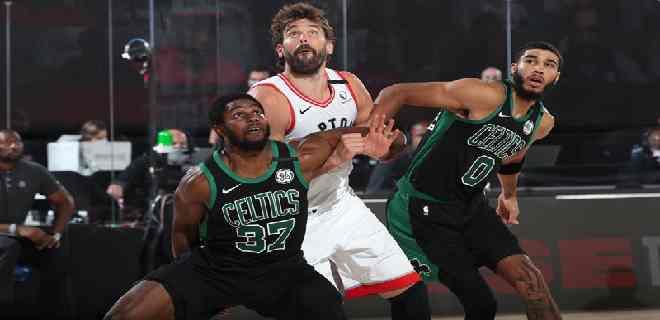 Los Celtics de Boston emergen como rivales de cuidado en la NBA